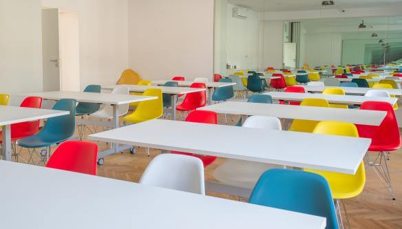Conference room - classroom style 2